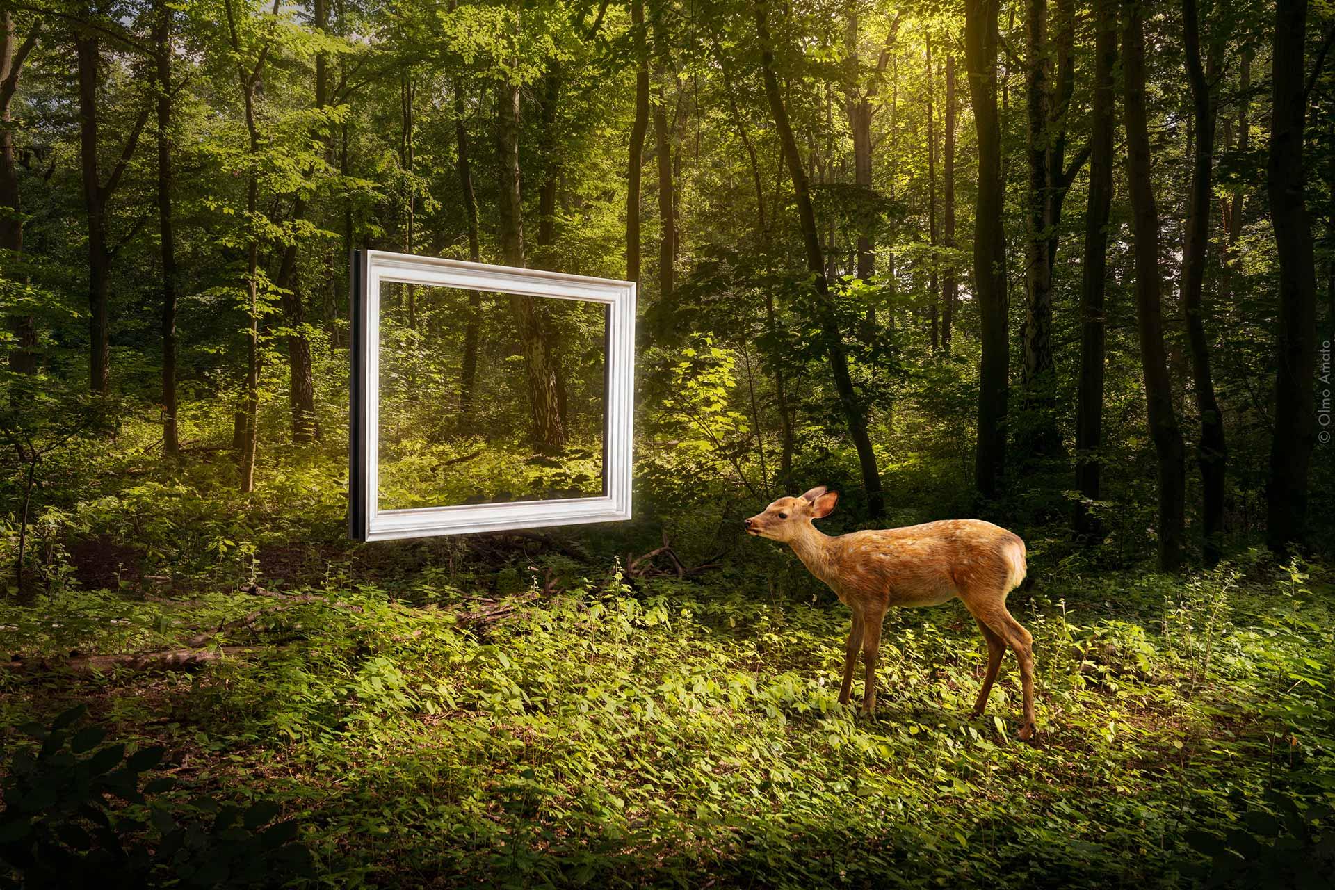 Italian Frame Moulding Original - Rosini Cornici