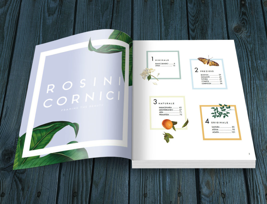 Book Catalogue - Italian Frame Moulding