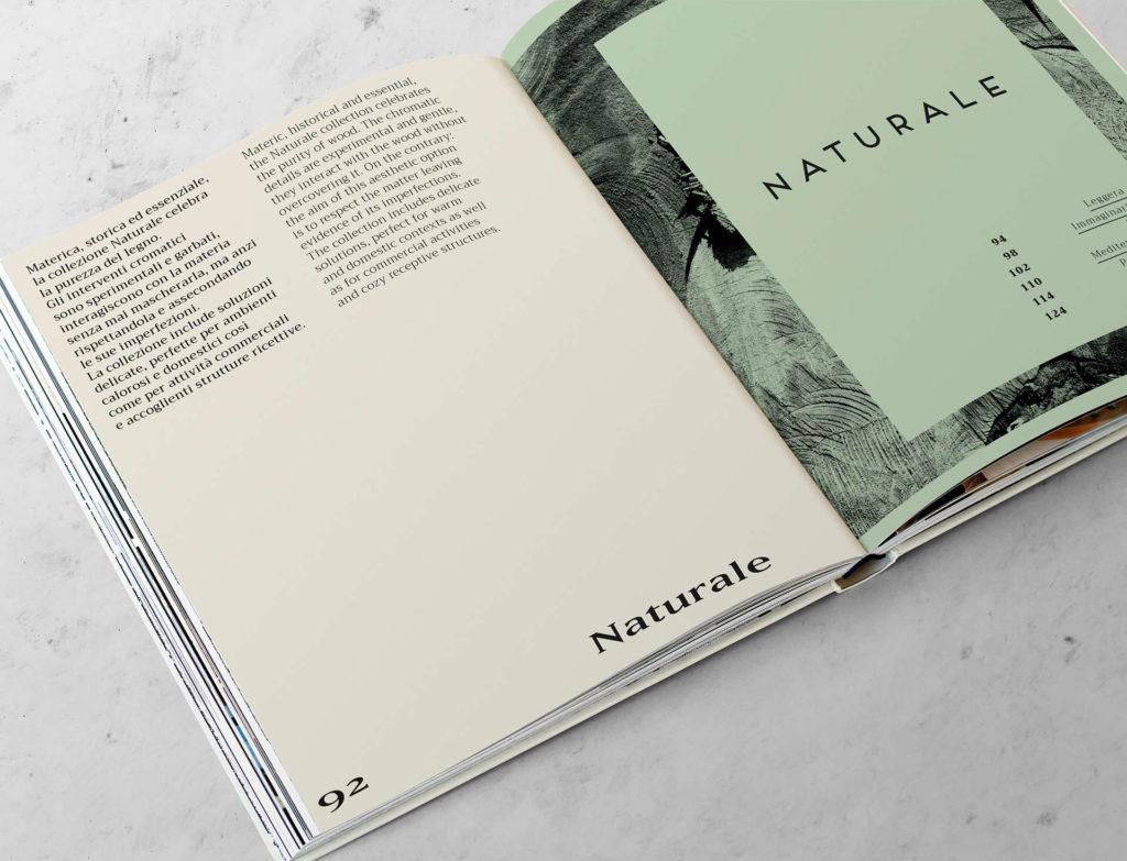 Catalogue Naturale - Italian Frame Moulding - Artisanal - Rosini Cornici