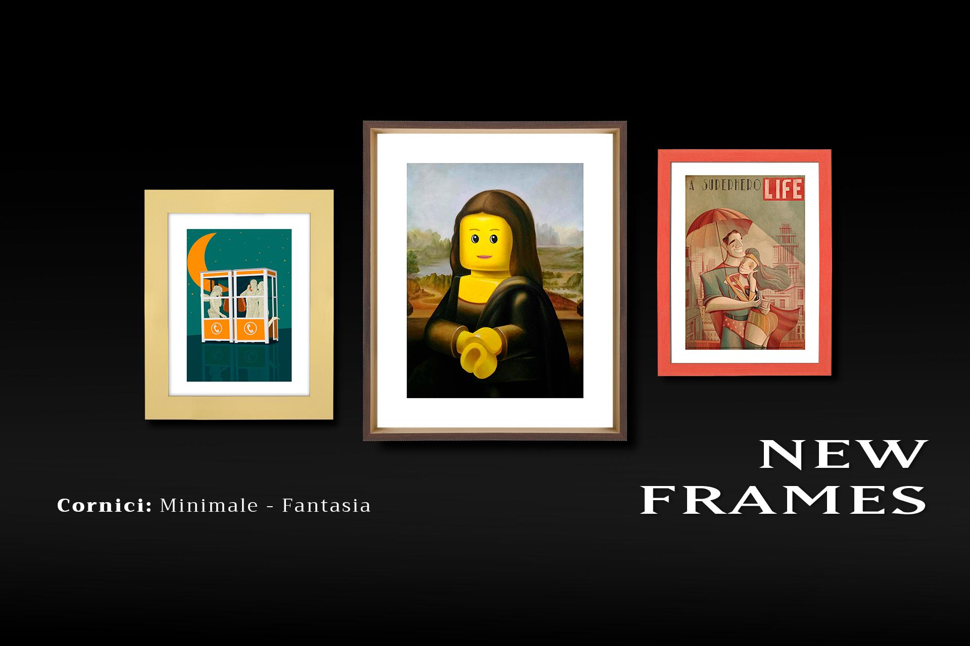 Italian Frame Moulding - Artisanal Frames - Rosini Cornici