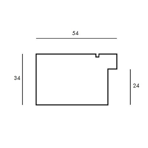 Aste per Cornici - Casale 17 - cod781.55.431