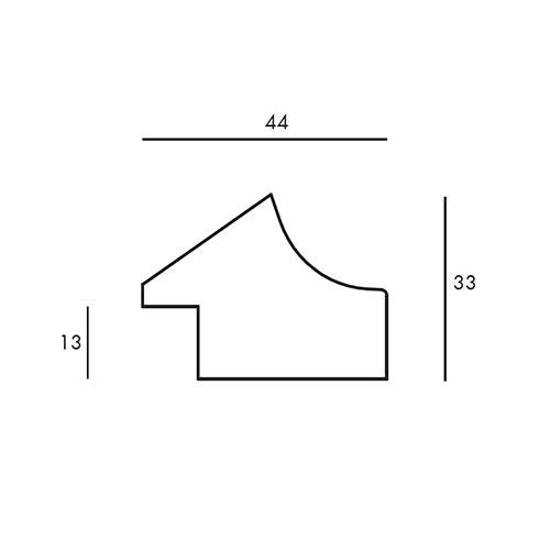 Aste per Cornici - Gea 11 - cod820.45.101