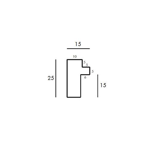 Aste per Cornici - Leggera 1 - cod810.10.381