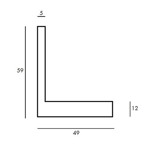 Aste per Cornici - Linea 5 - cod207.60.981